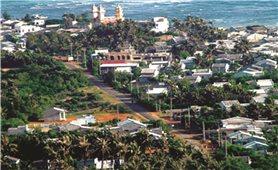 Bình Thuận: Tăng cường hàng dự trữ cho huyện đảo Phú Quý