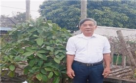 Bác Phạm Xuân Trường đạt giải Nhất Cuộc thi tuần 13 cuộc thi tìm hiểu 90 năm lịch sử của Đảng