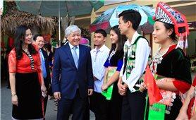 Bộ trưởng, Chủ nhiệm Ủy ban Dân tộc dự Lễ kỷ niệm 35 năm thành lập Trường PTDTNT tỉnh Nghệ An