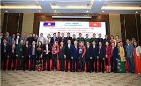 Tiếp tục vun đắp mối quan hệ truyền thống hữu nghị vĩ đại Việt Nam - Lào, Lào - Việt Nam