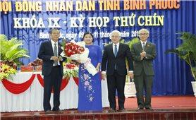 Bình Phước: Bà Trần Tuệ Hiền được bầu giữ chức Chủ tịch UBND tỉnh
