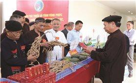Bảo tồn, phát triển văn hóa dân tộc ở Vĩnh Phúc