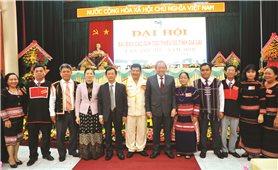 Đại hội Đại biểu các DTTS tỉnh Gia Lai lần thứ III: Đồng bào các DTTS đoàn kết, phát huy nội lực, hội nhập và phát triển