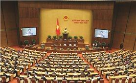 Trọng trách và niềm tin sau kỳ họp thứ 8, Quốc hội khóa XIV