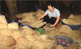 Sản phẩm bún khô Đà Vị