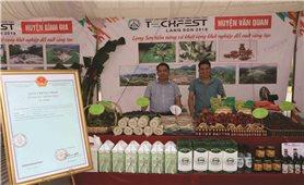 Lạng Sơn: Áp dụng khoa học kỹ thuật để nâng cao giá trị nông sản