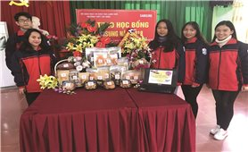 Ý tưởng nâng giá trị nông sản của học sinh DTTS