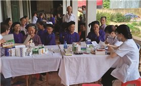 Lạng Sơn: BHYT - điểm tựa cho người dân vùng khó