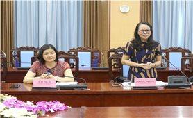 Kiểm tra công tác vì sự tiến bộ của phụ nữ tại tỉnh Tuyên Quang