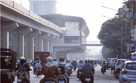Tổng cục Môi trường nói gì về chất lượng không khí tại Hà Nội?