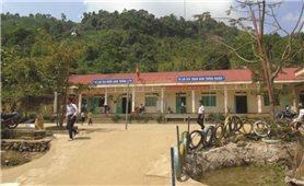 Đầu tư cơ sở vật chất cho giáo dục miền núi: Tạo nền tảng để đi đến tương lai