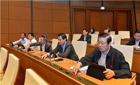 Thông qua Nghị quyết về phân bổ ngân sách trung ương năm 2020