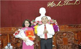 Bình Phước: Phó Trưởng ban Thường trực Ban Tuyên giáo Tỉnh ủy làm Giám đốc cơ quan báo chí