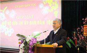 Thư chúc mừng năm mới của Bộ trưởng, Chủ nhiệm Ủy ban Dân tộc