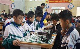 Lào Cai: Hơn 400 vận động viên tham gia Giải Cờ vua Fansipan tranh cup Vietcombank lần thứ I - năm 2020