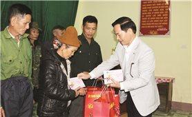 Ủy ban Dân tộc: Chúc Tết tại tỉnh Bắc Kạn