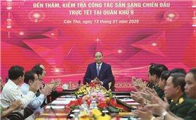 Thủ tướng Chính phủ Nguyễn Xuân Phúc: Không để bị động, bất ngờ trong mọi tình huống