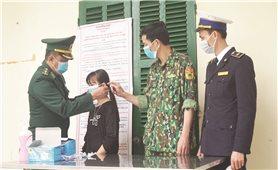 Bộ đội Biên phòng Lào Cai: Bám địa bàn chống dịch bệnh Covid-19
