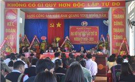 Xã KDang, huyện Đăk Đoa (Gia Lai): Tổ chức thành công Đại hội điểm nhiệm kỳ 2020- 2025