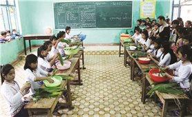 Đưa nội dung giáo dục văn hóa truyền thống vào trường học: Cách làm hay ở Quảng Ngãi