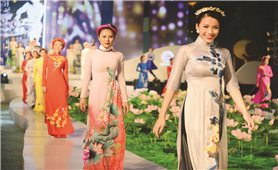 Để áo dài Việt Nam trở thành Di sản văn hóa phi vật thể cấp quốc gia