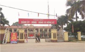 Xã Hồng Kỳ, huyện Sóc Sơn (Hà Nội): Có hay không việc làm trái với quyết định của cấp trên?