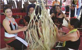 Đồng bào Ca Dong ở Trà Bui giữ gìn văn hóa truyền thống