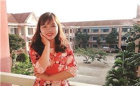 Cô Đàm Thị Thắm đam mê giảng dạy và nghiên cứu khoa học
