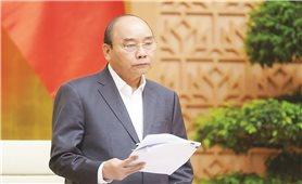 """Thủ tướng Nguyễn Xuân Phúc: Một số địa phương hiểu không đúng về """"cách ly xã hội"""""""