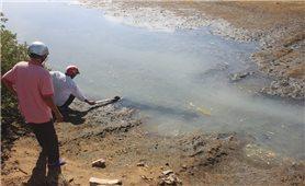 Khổ đủ đường vì ô nhiễm