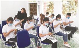 Phụ nữ Bắc Quang (Hà Giang): Sáng tạo trong đào tạo nghề, giải quyết việc làm