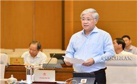 Ủy ban Thường vụ Quốc hội: Cho ý kiến về Chương trình MTQG phát triển KT-XH vùng đồng bào DTTS và miền núi