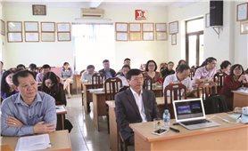 Bồi dưỡng kiến thức dân tộc: Góp phần thực hiện hiệu quả công tác dân tộc