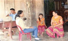 Dai dẳng tảo hôn ở xã nghèo Quảng Hòa