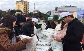 Lạng Sơn: Hưởng ứng tuần lễ nói không với túi ni lông khó phân hủy