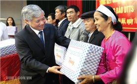 Người có uy Tín trong đồng bào DTTS ở Hà Nội: Tiên phong gương mẫu trên mọi lĩnh vực