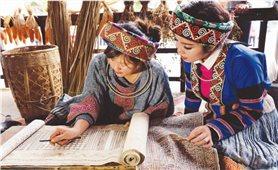 Vải lanh vẻ đẹp kết tinh từ truyền thống