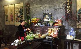 Tết Việt trong không gian phố cổ Hà Nội