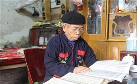 Người nối truyền văn hóa của đồng bào Thái