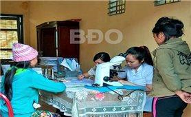 Gia tăng tình trạng sinh con thứ 3 ở Vân Canh