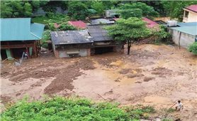 Nhiều thiệt hại về người và tài sản tại các địa phương do mưa lũ