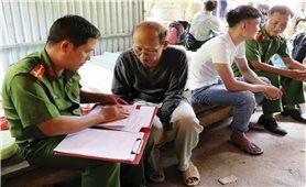 Thử nghiệm đưa công an chính quy về công tác tại các xã biên giới ở Lai Châu: Hiệu quả bước đầu đáng ghi nhận