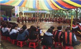 Đưa lễ hội vào trường học: Bảo tồn gắn liền với giáo dục
