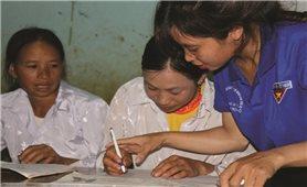 Đăk Nông: Lan tỏa phong trào xóa mù chữ trong vùng DTTS