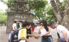 Hà Nội-những ấn tượng đẹp đối với du khách quốc tế
