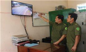 Camera góp phần bảo vệ an ninh nông thôn