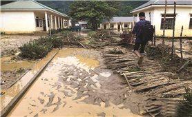 Nghệ An: Lũ quét-nỗi lo thường trực của người dân miền núi