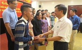 Ủy Ban Dân Tộc: Gặp mặt Đoàn đại biểu Người có uy tín huyện Ba Bể, tỉnh Bắc Kạn