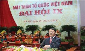 Tiếp tục đổi mới nội dung, phương thức hoạt động của MTTQ Việt Nam trong công tác dân tộc