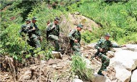 Đồn Biên phòng Hua Bum: Bảo đảm an ninh vùng biên